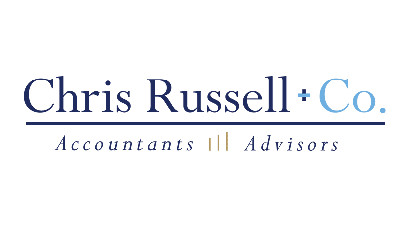 Chris Russell + Co. Logo Design by digital marketing agency Beson4 in Jacksonville, Florida